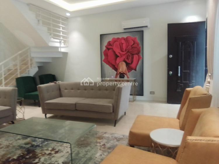 Newly Built 3 Bedroom Terrace Fully Furnished ( Buy & Pack in), Banana Island, Ikoyi, Lagos, Terraced Duplex for Sale