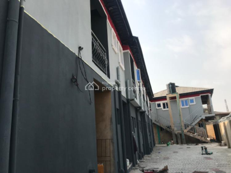 Newly Built Room Self Contained, Abule Ijesha, Yaba, Lagos, Self Contained (single Rooms) for Rent