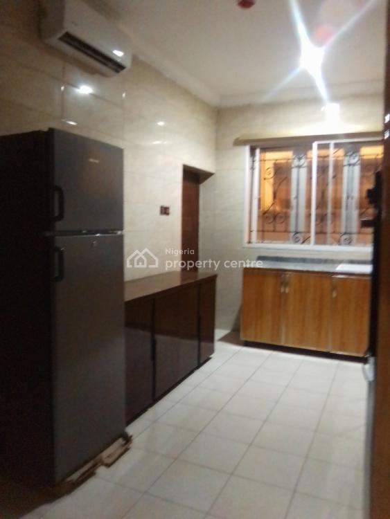 3 Bedroom Furnished Apartment with Bq in a Mini Court, Banana Island, Ikoyi, Lagos, Flat for Rent