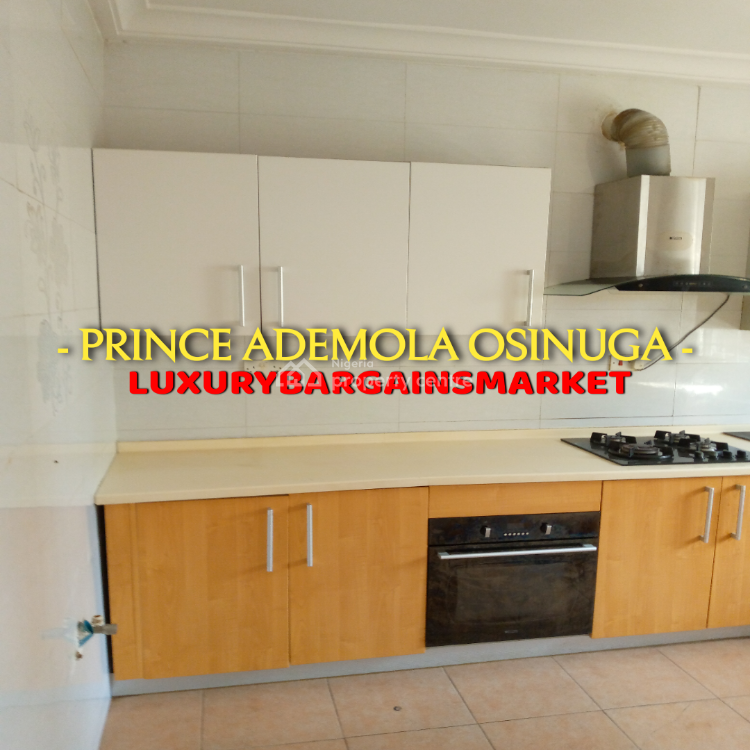 Fresh 3 Bedroom Apartment + Kids Play Area, Parkview, Ikoyi, Lagos, Flat for Rent