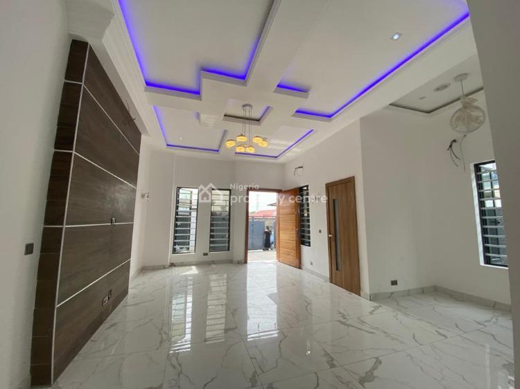 Lovely 4 Bedroom Semi Detached Duplex with Bq, Lekki, Lagos, Semi-detached Duplex for Sale
