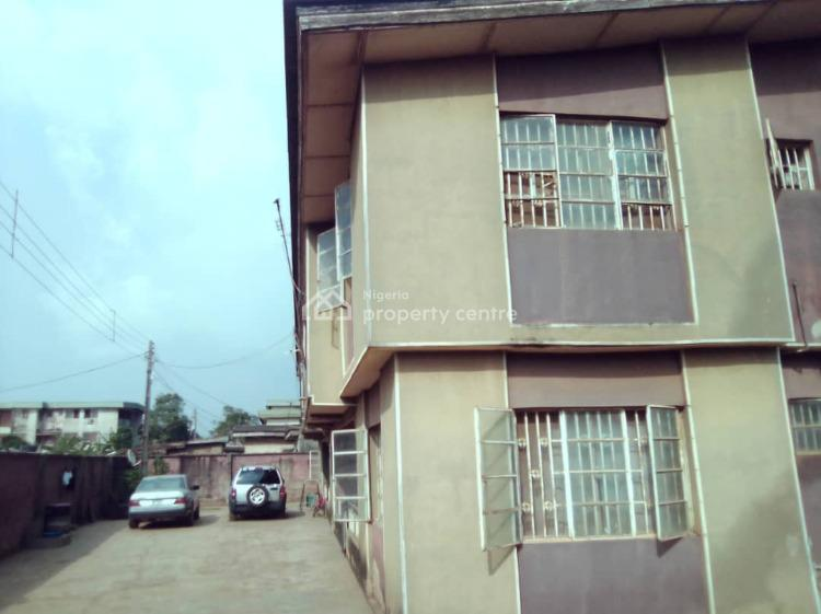 Very Spacious Block of 4 Nos 3 Bedroom Flats, Balogun Area, Close to The Round-about, Iju-ishaga, Agege, Lagos, Block of Flats for Sale