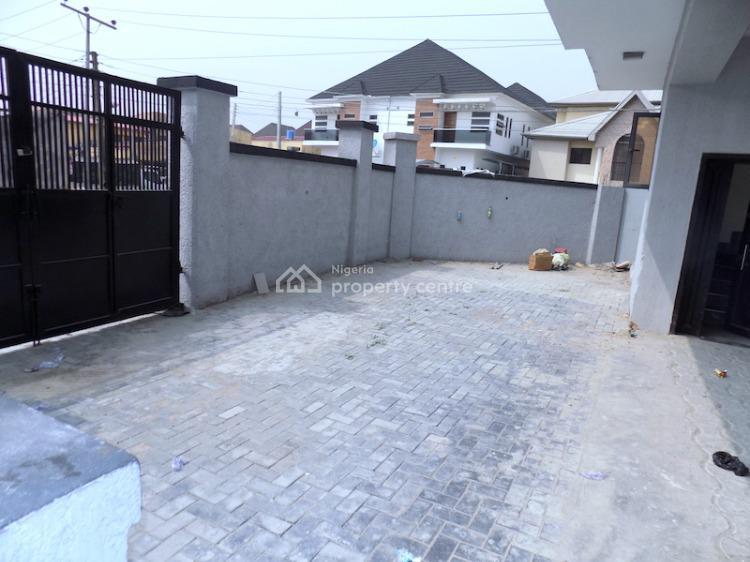 New House Spacious 4 Bedroom Terraced Duplex with Self Compound, Idado, Lekki, Lagos, Terraced Duplex for Sale