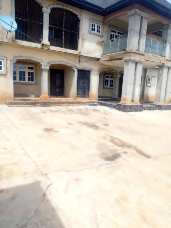 5 Bedroom Duplex and 2 Flats, Ogumweyi Off Ugbor Off Aruogba, Benin, Oredo, Edo, Detached Duplex for Sale