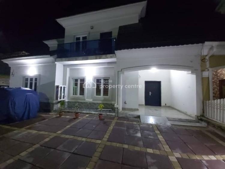 a Beautifully Finished 4 Bedroom Semi Detached, River Park Estate Cluster 3, Lugbe District, Abuja, Semi-detached Duplex for Sale