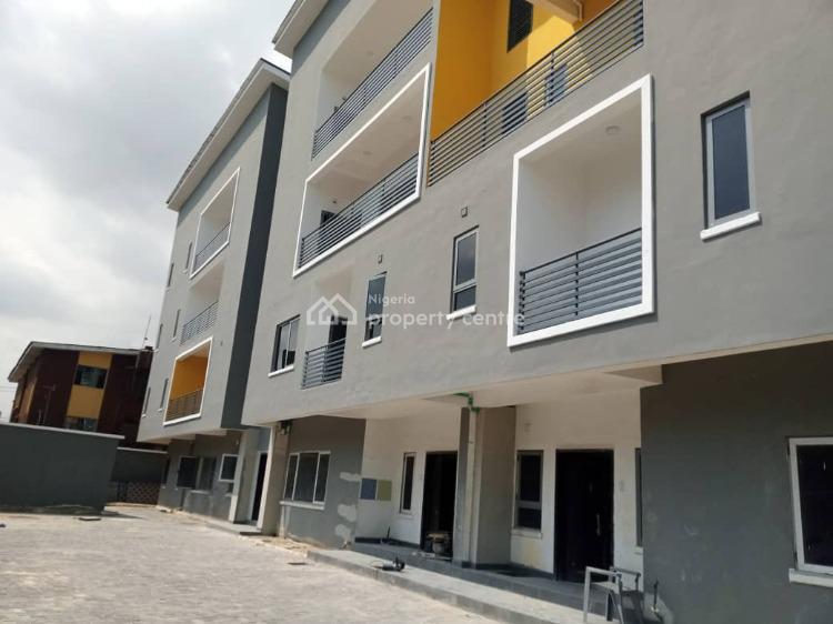 Newly Built Spacious 3 Bedroom Flat, Gbagada, Lagos, Flat for Sale