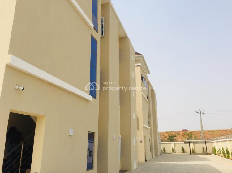Luxury 2 Bedrooms with Bq and Excellent Facility, Gilmor, Jahi, Abuja, Flat for Rent