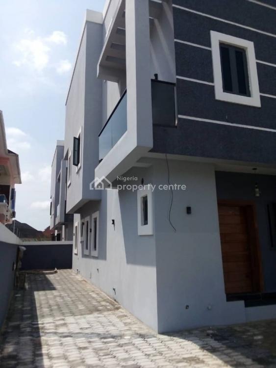 5 Bedrooms Detached Duplex with Bq, Thomas Estate, Ajah, Lagos, Detached Duplex for Sale