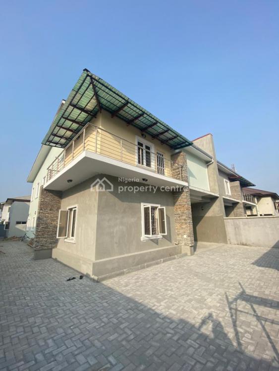 Brand New 4 Bedroom Semi-detached Duplex with 2 Rooms Bq, Oniru, Victoria Island (vi), Lagos, Semi-detached Duplex for Rent