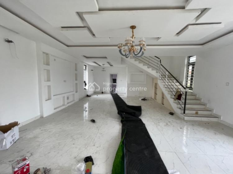 Luxury 5 Bedroom Fully Detached Duplex Located, Orchid Road By Chevron Toll Gate, Lafiaji, Lekki, Lagos, Detached Duplex for Sale
