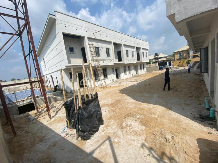 Newly Built 4 Bedroom Apartments Available at Crown Terraces, Sangotedo, Ajah, Lagos, Terraced Duplex for Sale