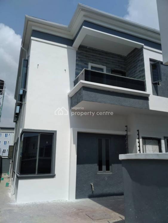 Newly Built Luxury 4 Bedroom Semi Detached Duplex in a Choice Location, Orchid Road, Ikota, Lekki, Lagos, Semi-detached Duplex for Sale