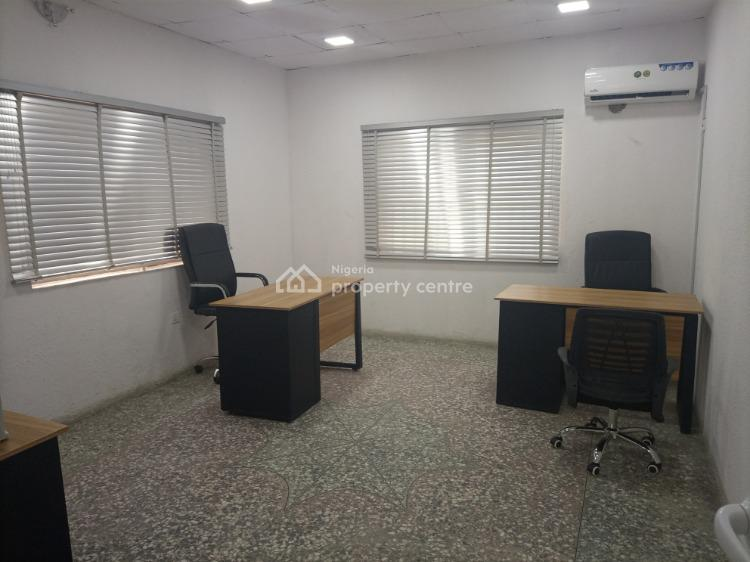 Serviced and Nicely Furnished Co-shared Workspace, Prince Adelowo Adedeji, Lekki, Lagos, Office Space for Rent