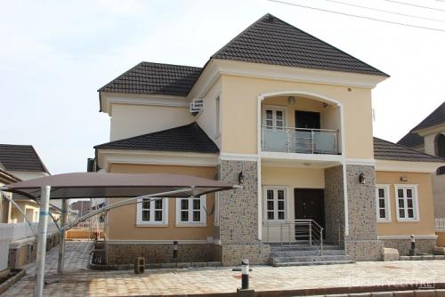 River park estate lugbe abuja see prices on photos lugbe for Houses in abuja nigeria