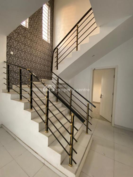 5 Bedroom Bedroom Fully Detached Duplex, Osapa, Lekki, Lagos, Detached Duplex for Sale