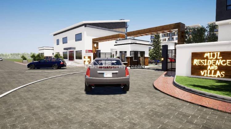 Almost Completed 2 Bedrooms Terraces with Payment Plan, Ikate, Lekki, Lagos, Terraced Duplex for Sale