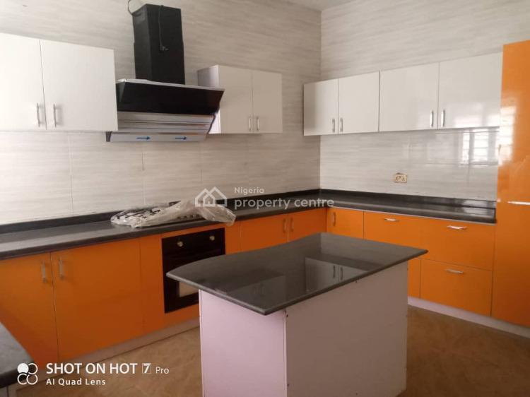 Luxury 4 Bedroom Terrace Duplex with a Room Bq, Ologolo, Lekki, Lagos, Terraced Duplex for Sale