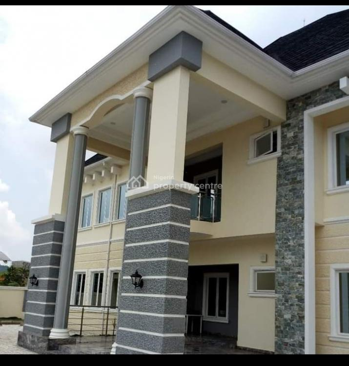 5 Bedroom Fully Detached Duplex with 1 Kitchen, 2 Bedroom Guest House, Guzape District, Abuja, Detached Duplex for Sale