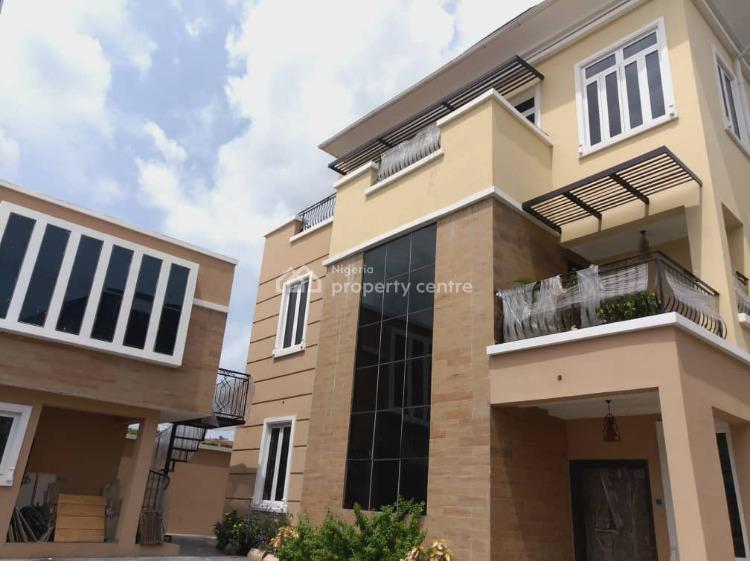 an Executive 2 Storey Building. 5 Bedroom Duplex, Ikeja, Lagos, Detached Duplex for Sale