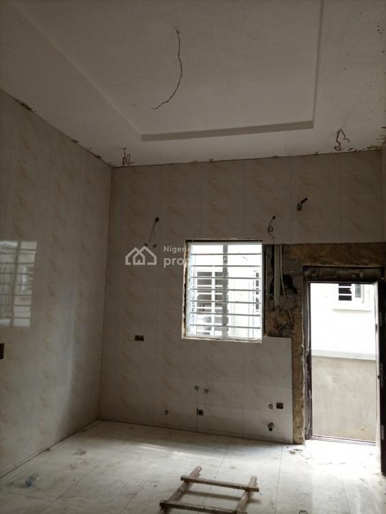 Brand New 4 Bedroom Semi Detached Duplex with Bq, Chevyview Estate Off Chevron Drive., Lekki, Lagos, Semi-detached Duplex for Sale