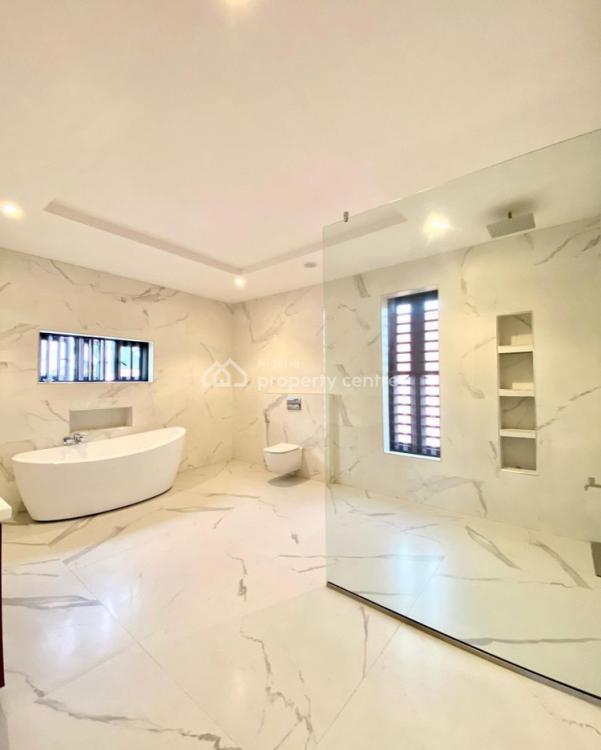 Gorgeous 5 Bedroom Contemporary Palate, Shangisha, Gra, Magodo, Lagos, Detached Duplex for Sale