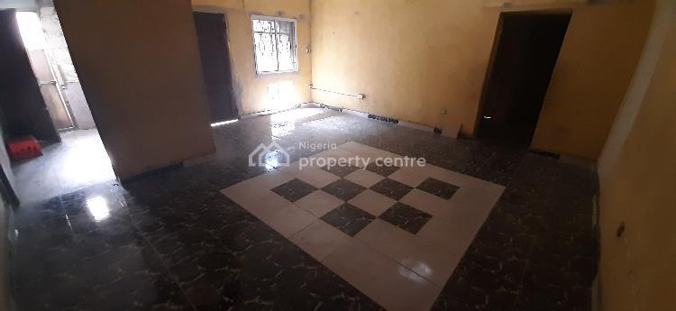 Renovated Two Bedroom Flat, 9 Aliyu Bisiriyu Street, Off Apena Bustop Ago Palace Way, Okota, Isolo, Lagos, Flat for Rent