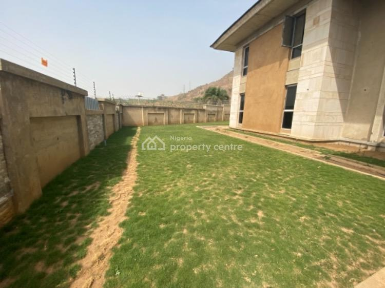 Luxury Six Bedroom Town House with Swimming Pool & Bq, Maitama District, Abuja, Detached Duplex for Sale