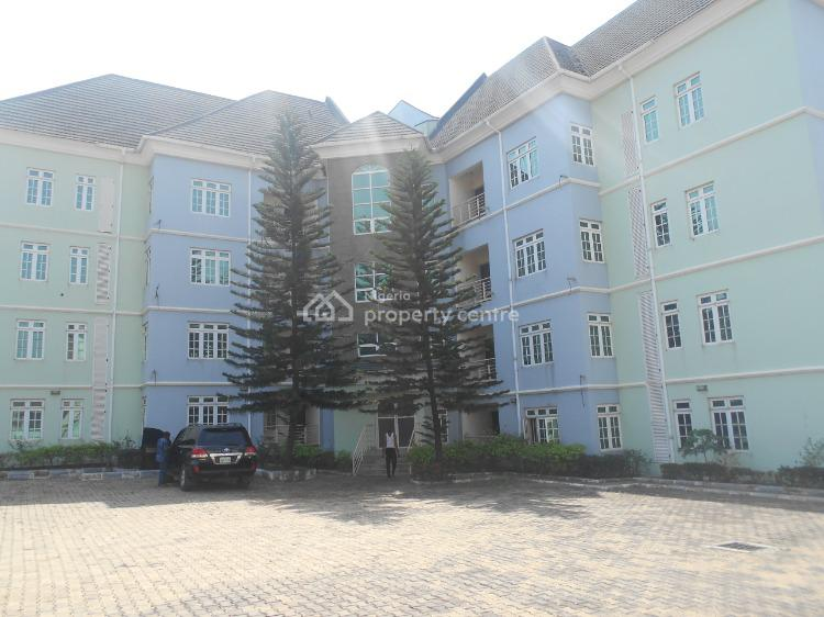 Fully Completed 12 Units of 3 Bedrooms Apartment with 1 Bedroom Bq Each, Katampe Extension, Katampe, Abuja, Block of Flats for Sale