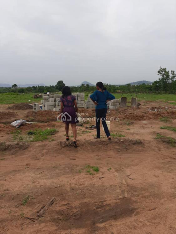 Distress Residential Land in a Pretty Location, Around Idu Train Station Before Ifedi Real Homes, Idu Industrial, Abuja, Residential Land for Sale