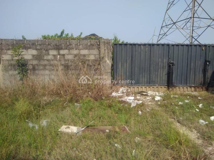 500sqm Dry Land, Thomas Estate, Ajah, Lagos, Mixed-use Land for Sale