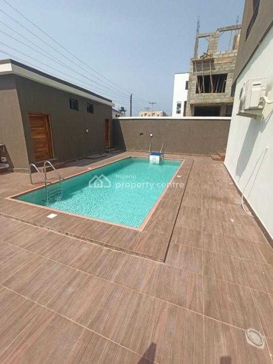 Luxury Four Bedroom Terrace House, Lekki Right, Lekki Phase 1, Lekki, Lagos, Terraced Duplex for Sale