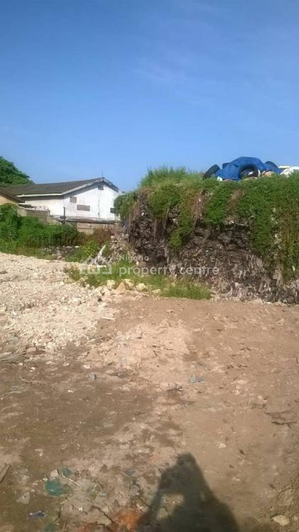1 Acre of Land (3723.046 Sqm), Ebute Metta West, Yaba, Lagos, Mixed-use Land for Sale
