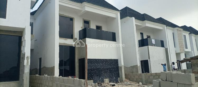 10 Units of Newly Built 4 Bedrooms Detached Duplex with Swimming Pool, Ajah Central, Ajah, Lagos, Detached Duplex for Sale