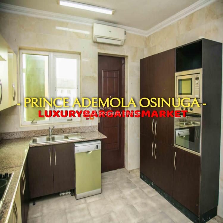 Fabulous Family Friendly 4 Bedroom Semi Detached House in an Estate, Banana Island, Ikoyi, Lagos, Semi-detached Duplex for Rent