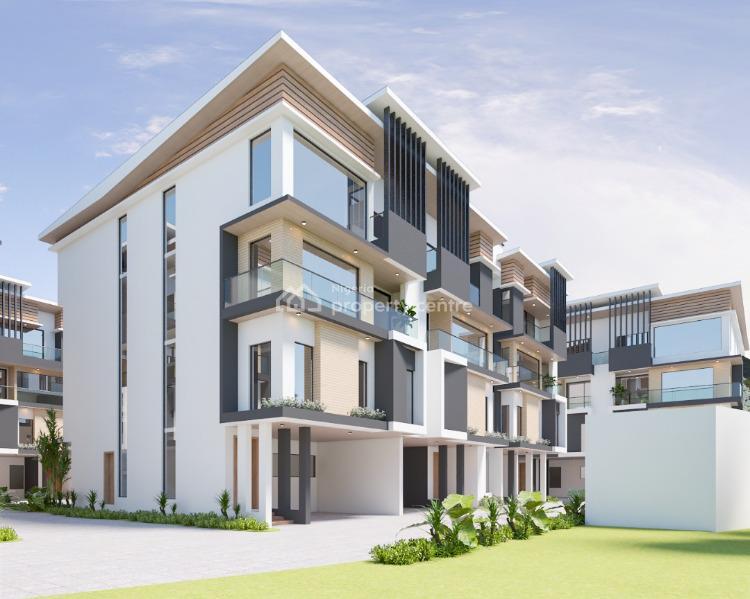 Brand New & Serviced 4 Bedrooms Terrace Duplex, Ikeja Gra, Ikeja, Lagos, Terraced Duplex for Sale