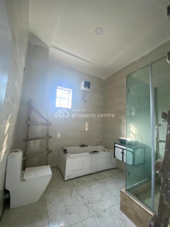 5 Bedroom Fully Detached Duplex with a Room Bq, Chevron Alternative, Lekki, Lagos, Detached Duplex for Sale