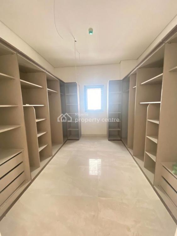 Luxury 5 Bedroom Detached Duplex with 2 Room Bq in a Mini Estate, Ikoyi, Lagos, Detached Duplex for Sale