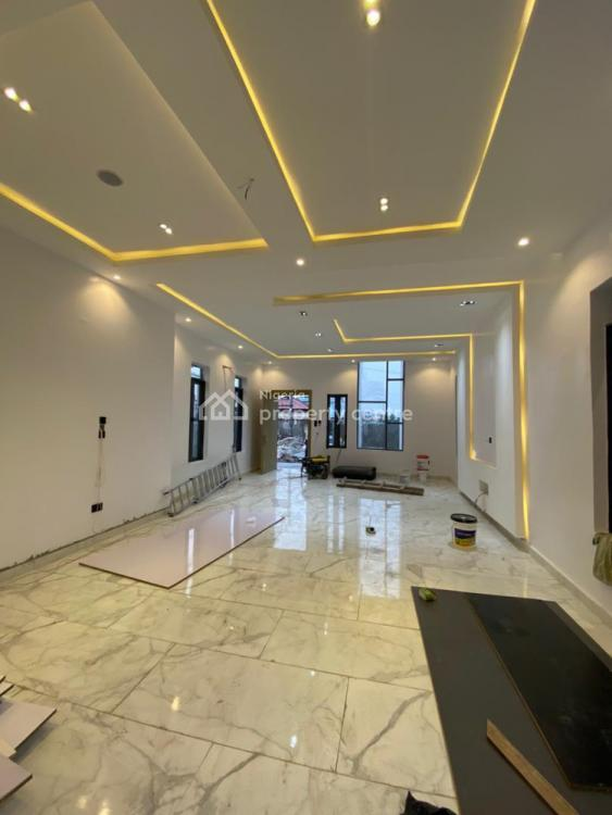 5 Bedroom Super Luxury Fully Detached Duplex with Bq, Ologolo, Lekki, Lagos, Detached Duplex for Sale