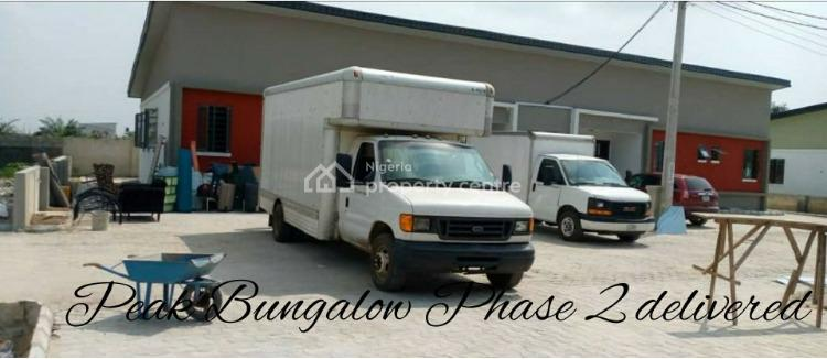 Luxury 3 Bedroom Bungalow with Excellent Facilities, Oribanwa / Peak Bungalow Phase 3, Awoyaya, Ibeju Lekki, Lagos, Semi-detached Bungalow for Sale