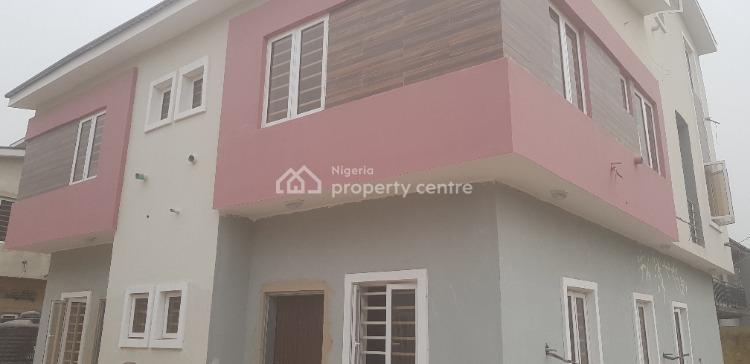 Brand New 4 Bedroom Semi Detached Duplex, Ajao Estate, Anthony, Maryland, Lagos, Semi-detached Duplex for Sale