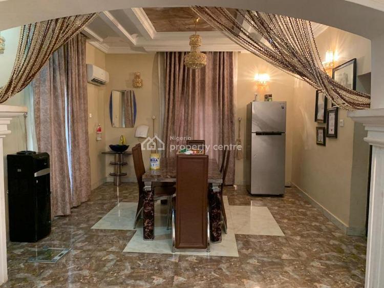 5 Bedrooms Duplex with Bq, Karsana, Abuja, Detached Duplex for Sale