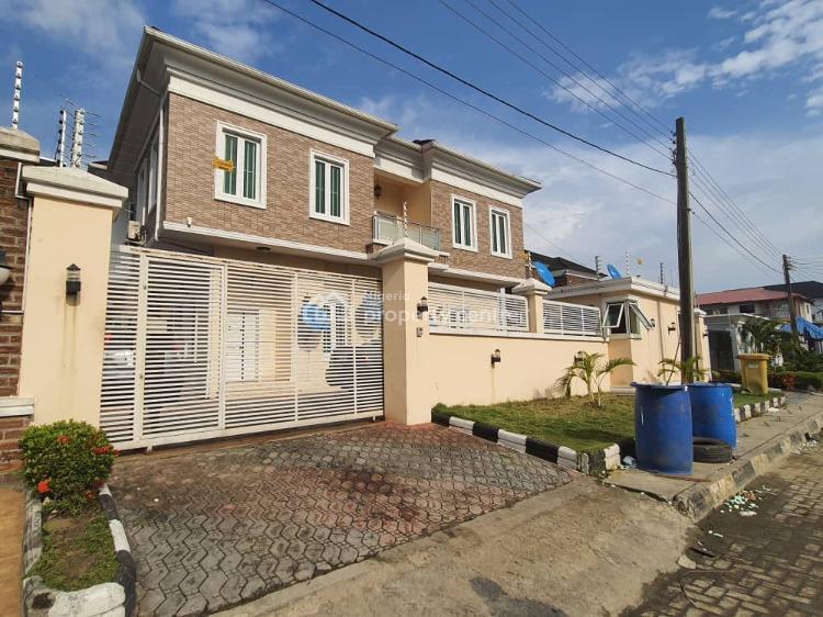 a Tastefully Finished 5 Bedroom Detached Duplex with Bq, Osapa, Lekki, Lagos, Detached Duplex for Sale