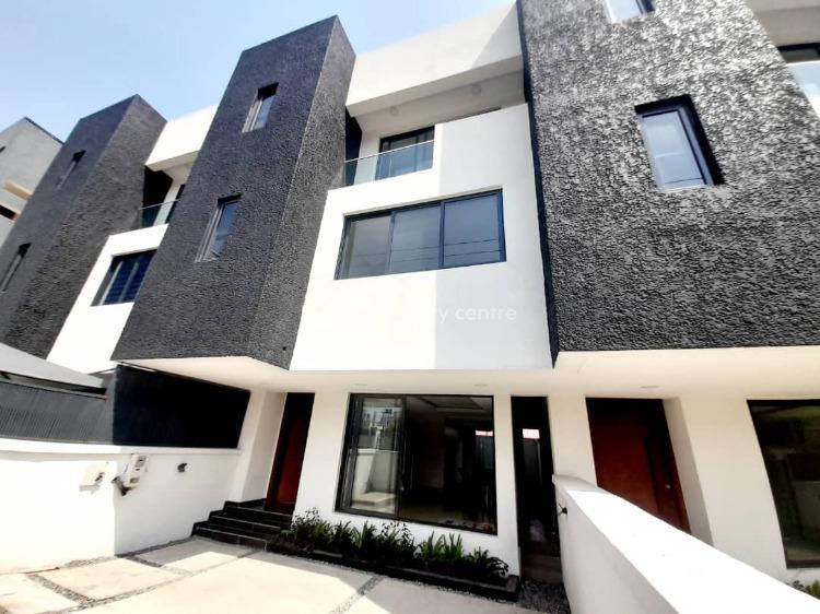 4 Bedroom Terrace Duplex with Bq, Oniru Estate, Oniru, Victoria Island (vi), Lagos, Terraced Duplex for Sale