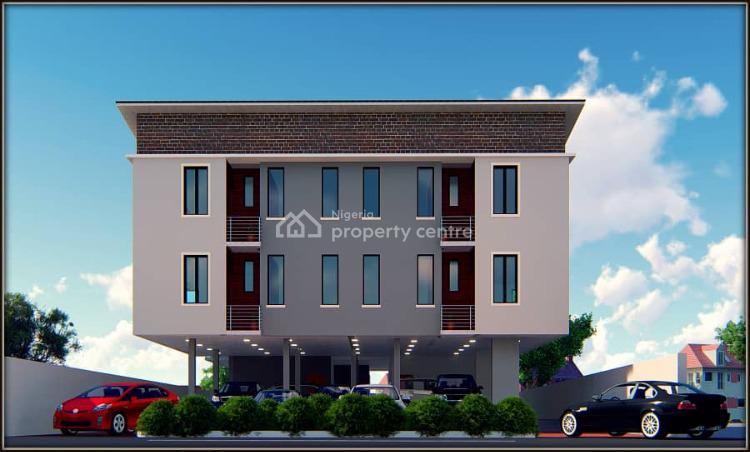 Two Bedroom Flats Available (50% Construction Stage), Thomas Estate, Ajah, Lagos, Flat for Sale