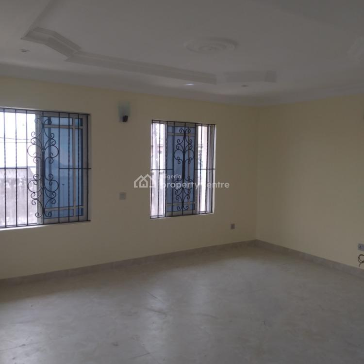 a Brand New 3 Bedroom Duplex (alone in D Compound, Marshill Estate Along Addo Road, Ajah, Lagos, Semi-detached Duplex for Rent