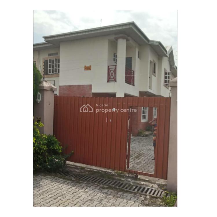 Neatly Used 3 Bedroom Semi Detached Duplex, Lekki Phase 1, Lekki, Lagos, Semi-detached Duplex for Sale