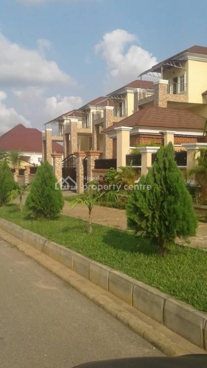 4 (nos) 5 Bedrooms Terraced Duplex on 3 Floors Each with 1 Bedroom + Bqs, Katampe Extension, Katampe, Abuja, Terraced Duplex for Sale