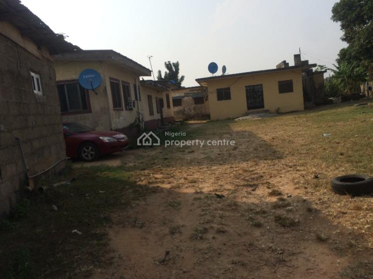 Block of 7 Flats on 2 Plots of Land, Ebute Ibeshe Road, Ebute, Ikorodu, Lagos, Detached Bungalow for Sale
