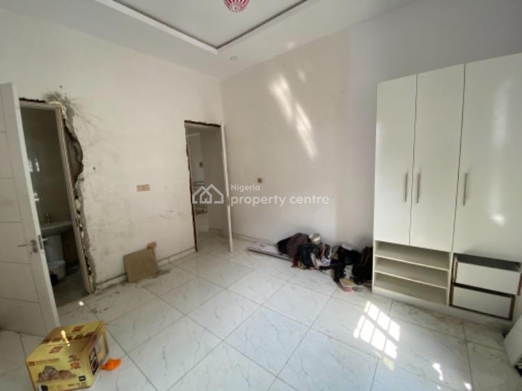 Brand New 5 Bedroom Fully Detached Duplex + Bq, Chevron, Lekki, Lagos, Detached Duplex for Sale