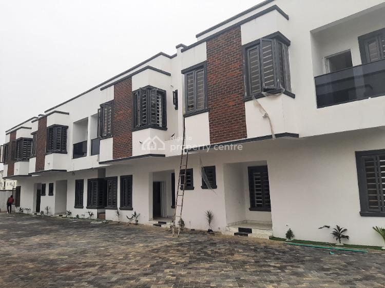 Serviced 4 Bedroom Terrace House, Ajah Lekki Scheme 2, Lekki, Lagos, Terraced Duplex for Sale